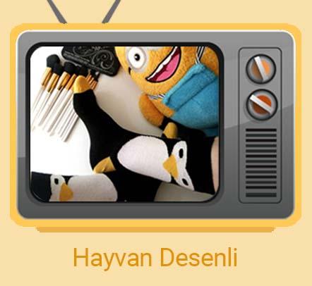 The Socks Company Hayvan Desenli Çoraplar